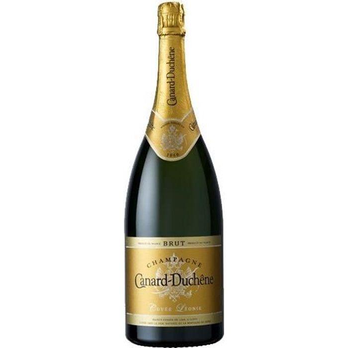 Canard-Duchêne Cuvée Léonie Jéroboam - Champagne