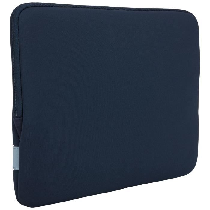 CASE LOGIC Housse Reflect pour Macbook Sleeve - 13- - Bleu