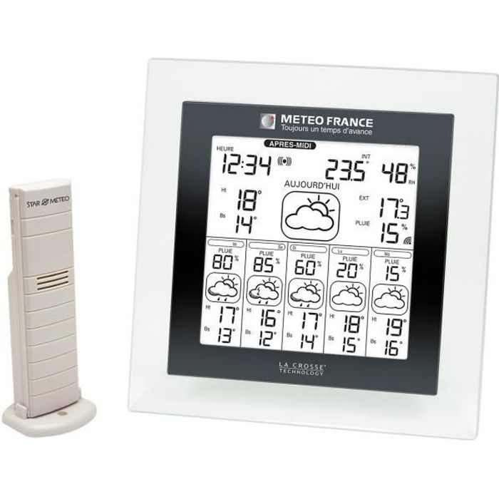 Station starmeteo WD6007IT-TRA-B