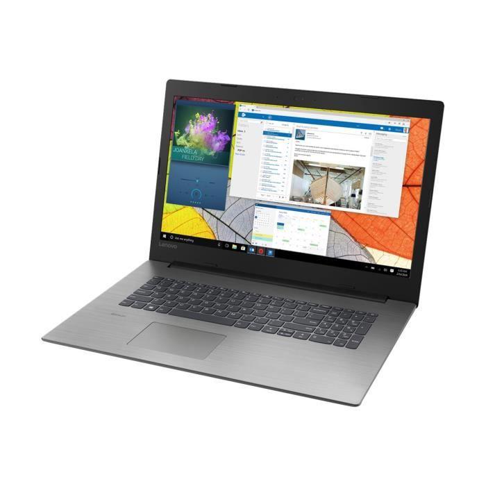 Lenovo 330 17Ikb 81Dm Core i5 8250U 1.6 Ghz Win 10 Familiale 64 bits 8 Go Ram 256 Go Ssd + 1 To Hdd 17.3