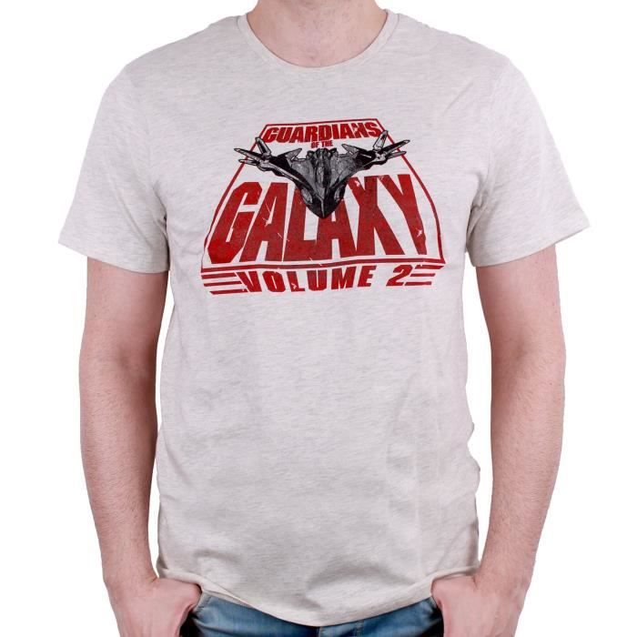 Tshirt Gardiens de la Galaxie 2 Marvel - Spaceship