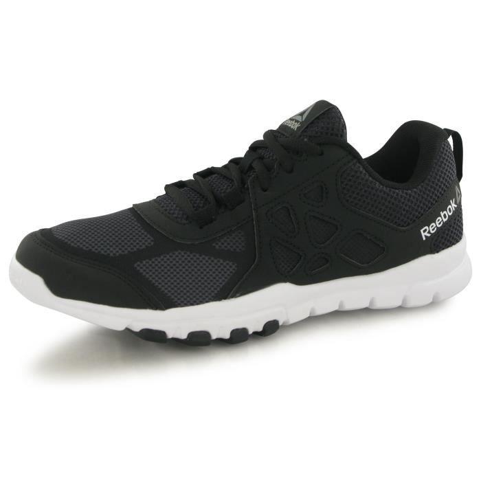 Reebok Sublite Train 4.0 noir, chaussures de training / fitness homme