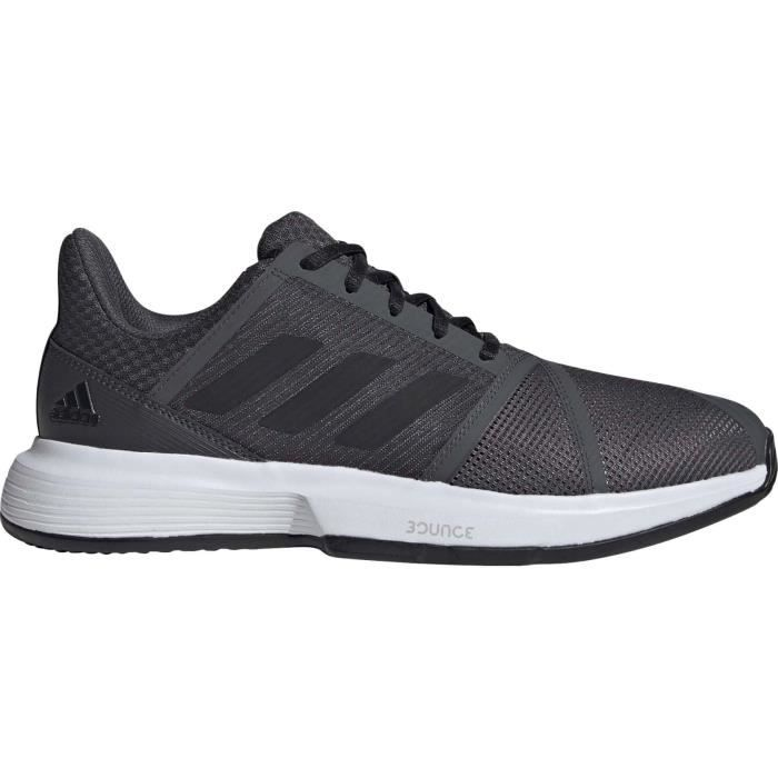 adidas CourtJam Bounce Clay Hommes Chaussure tennis gris