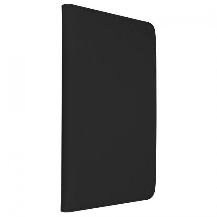 """Akashi Coque Folio style pour Samsung Tablette 26,7 cm 10,5"""" Noir"""