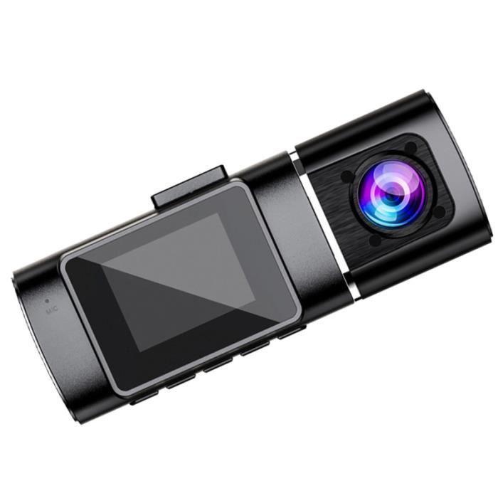 Enregistreur de conduite de voiture de vision de nuit de 1pc boite noire video - camera embarquee aide a la conduite - securite