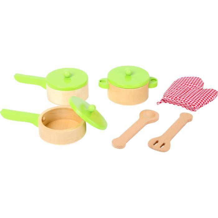 Kit accessoires cuisine pour enfants