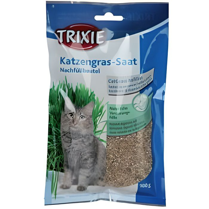 Trixie Herbe tendre pour chats