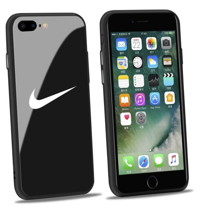 coque en verre iphone 7 plus