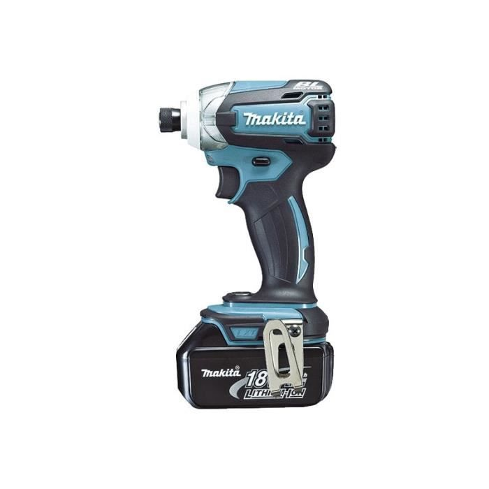 perceuse visseuse devisseuse makita 18v 3 batteries. Black Bedroom Furniture Sets. Home Design Ideas
