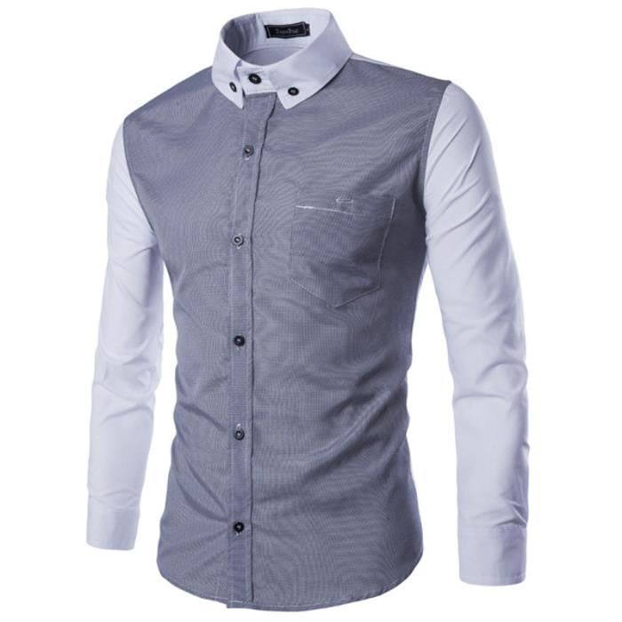 pret a porter derniers arrivages chemise homme slim fit marque houndstooth chemi f  mp