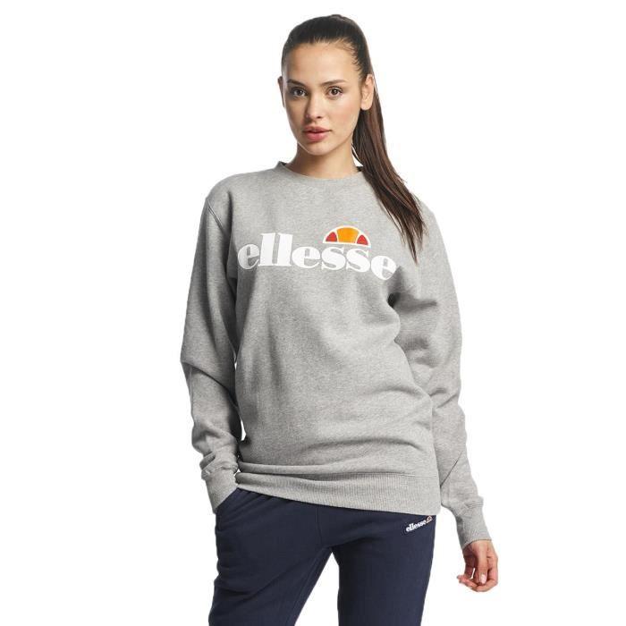 sweatshirt femme ellesse