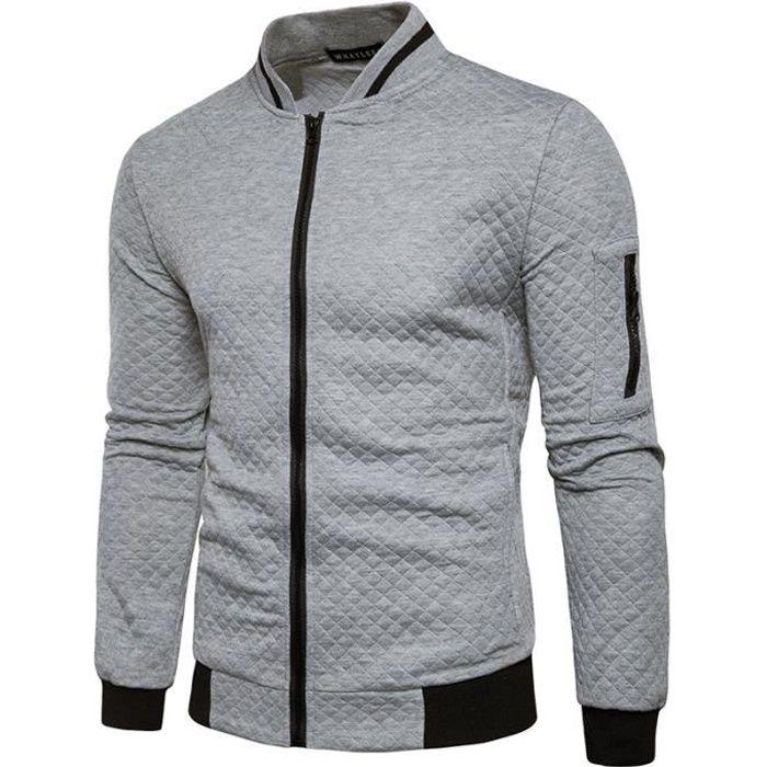 sweat shirt homme coton