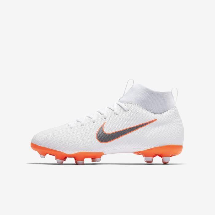 chaussures de football garçon nike