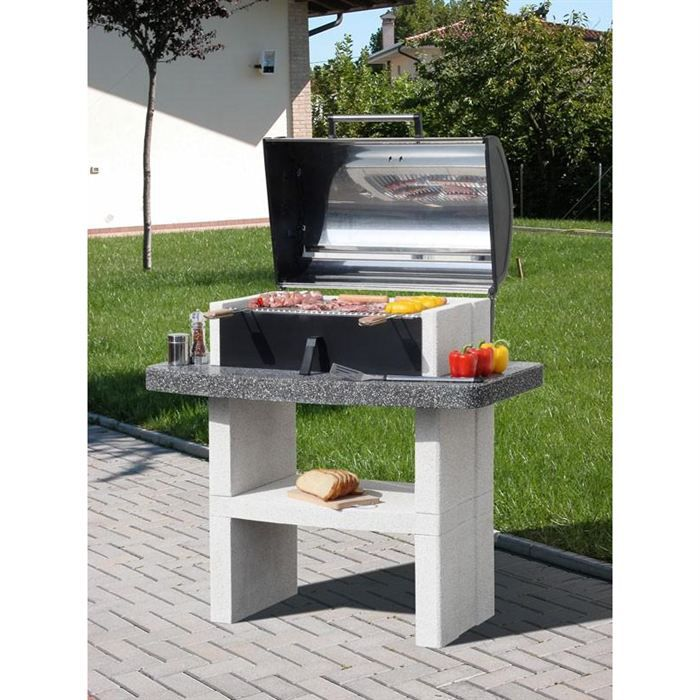 barbecue en pierre sunday