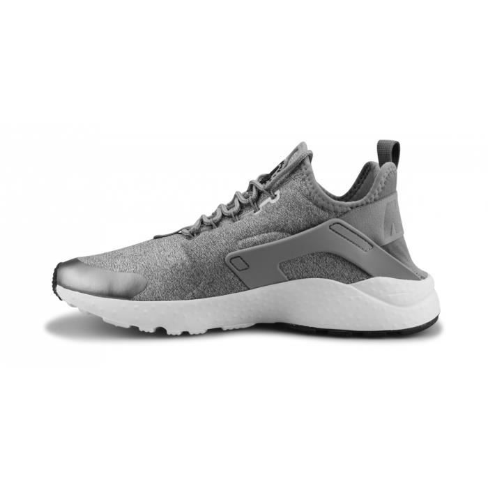 Basket Wmns Nike Air Huarache Run Ultra Se Gris 859516-009
