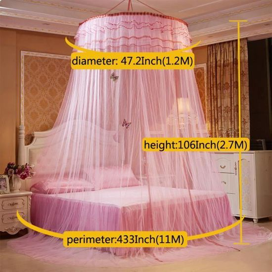 blanc moustiquaire moustiquaire protection moustiques unique o lit double Moustiquaire Olive O