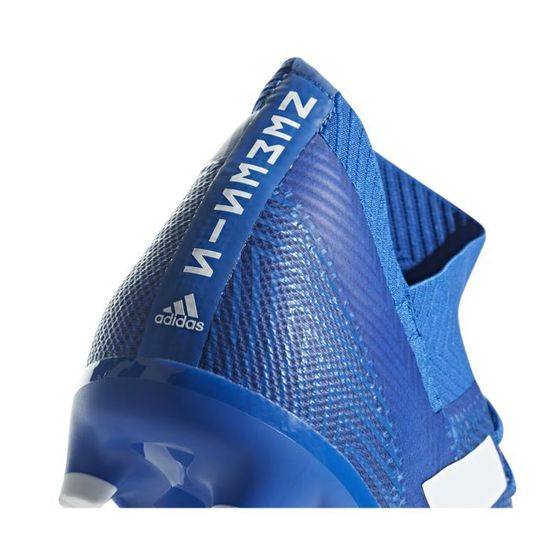 Chaussures football adidas Nemeziz 18.3 FG Bleu - Cdiscount Sport