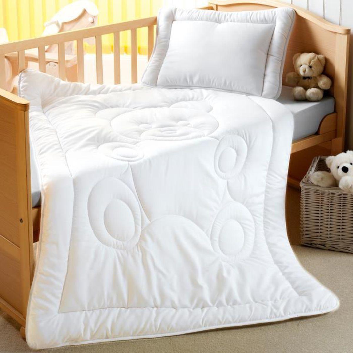 Parure de lit pour enfant 100 x 135 cm