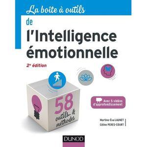 LIVRE MANAGEMENT La Boîte à outils de l'intelligence émotionnelle.