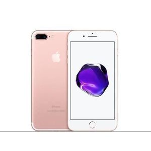 SMARTPHONE RECOND. APPLE iPhone 7 or rose 32Go  Reconditionné Comme N