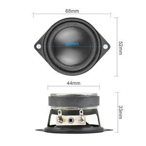 ENCEINTE NOMADE Beau Portable Enceinte 40mm 8Ohm 25W Electronique