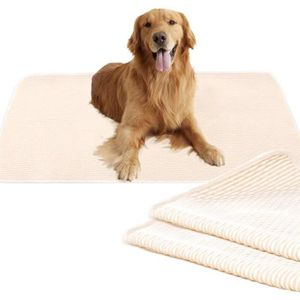 TAPIS PROPRETÉ - ALÈSE Lot de 2 Tapis Educateur Chien Ultra Absorbant, Al