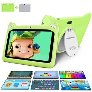 TABLETTE TACTILE Tablette Tactile Enfant Ecran 10.1 Pouces 4G Doule