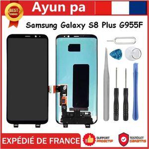 ECRAN DE TÉLÉPHONE Ecran LCD et vitre tactile Samsung Galaxy S8 Plus