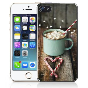 coque iphone 5c chocolat chaud marshmallow