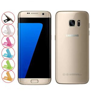 SMARTPHONE (D'or) 5.5'' Pour Samsung Galaxy S7 Edge G935F 32G