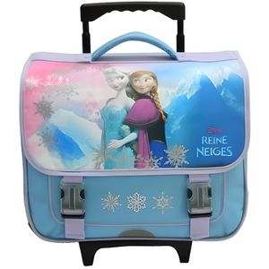 CARTABLE Cartable Trolley La Reine des Neiges  U