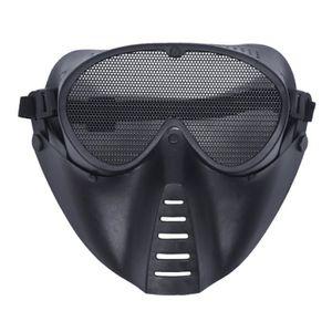 noir Nouveau Confortable Paintball Helix thermal lens Ferme Lunettes Masque de protection