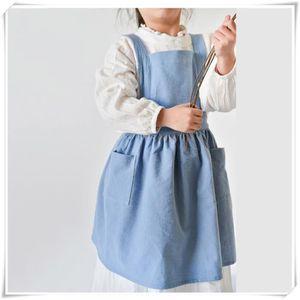 XIAOSHA Tablier De Cuisine 1 Ensemble De Tablier De Dessin Anim/é Parent-Enfant