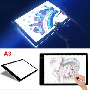 TABLE A DESSIN A3 LED USB Table A Dessin Lumineuse Tactile Réglab