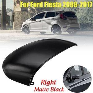Ford Fiesta Mk6 2002-2005 Porte Aile Coque Rétroviseur Noir Paire Gauche /& Droite