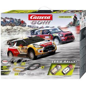 CIRCUIT Circuit Carrera Go!!! Let's Rally!