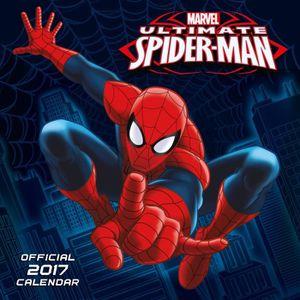Calendrier De L Avent Spiderman.Calendrier Mural 2017 Marvel Spiderman Achat Vente