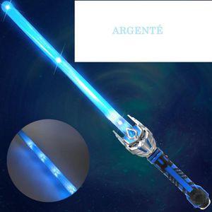 allumez Le Sabre Laser Baguettes LED b/âton Lumineux t/élescopique de No/ël b/âton Lumineux 2 en 1 b/âton Flash Lumineux pour Un Concert de f/ête en Plein air MMUK Allumez Le Sabre