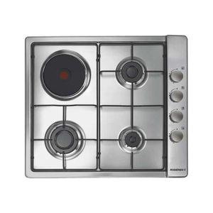 PLAQUE MIXTE Rosieres - table de cuisson mixte 59cm 4 feux inox