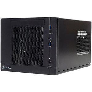 BOITIER PC  SilverStone SST-SG05BB-Lite - Sugo Boîtier PC cube