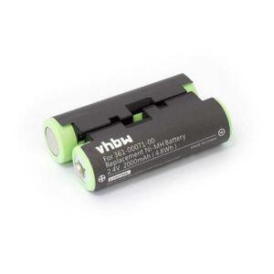 BATTERIE GPS vhbw NiMH batterie 2000mAh pour système de navigat