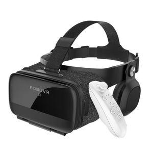 CASQUE RÉALITÉ VIRTUELLE Casques VR de Réalité Virtuelle, Lunettes 3D VR av