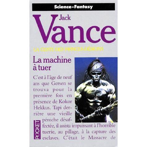 Princes-demons t.2 la machine a tuer
