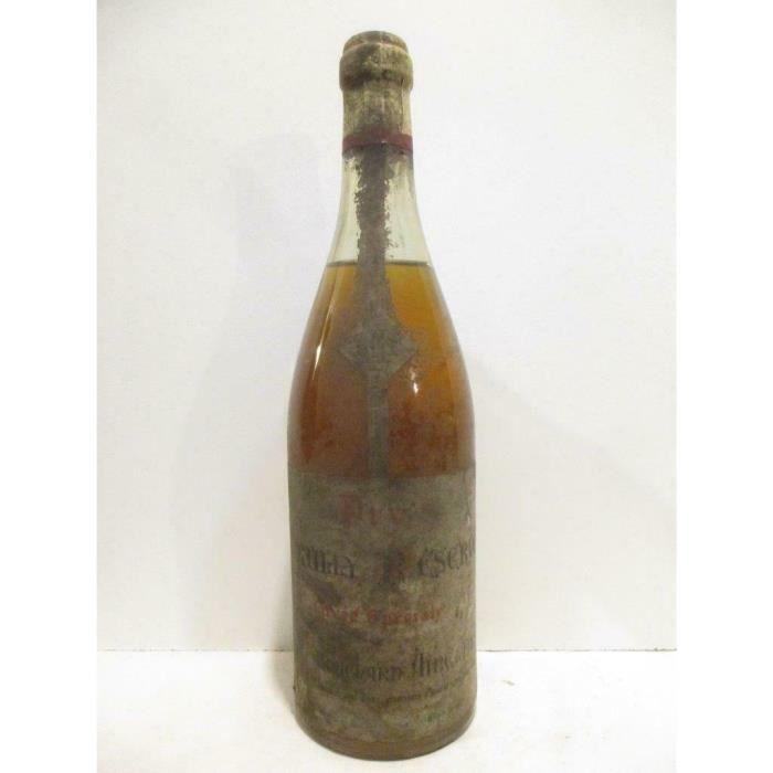 pouilly-fuissé bouchard ainé et fils cuvée spéciale (non millésimé années 1940 à 1950) blanc années 40 - bourgogne