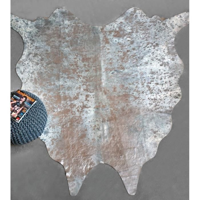 TAPIS peau de vache 160 x 230 - JAIPUR