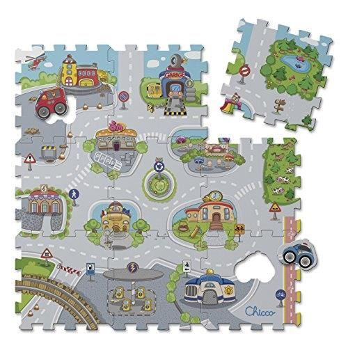 CHICCO Tapis puzzle City