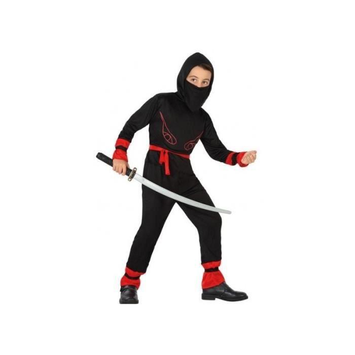 Déguisement Garçon Ninja