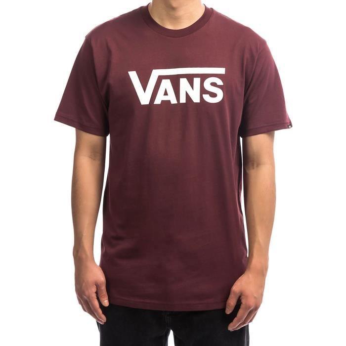 Tee-Shirt Vans Classic Port Roya Homme
