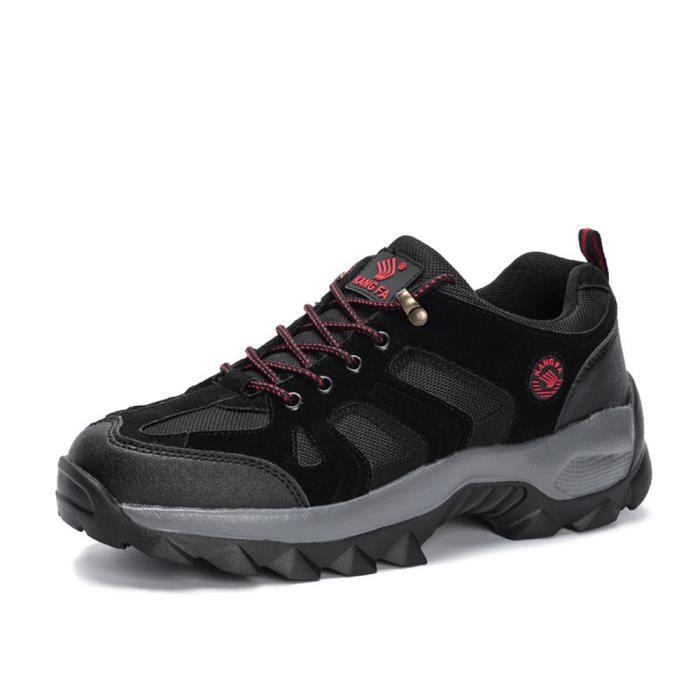 Chaussures de randonnée Marche Etanche Chaussures Hommes et Femmes Grande taille 36-48