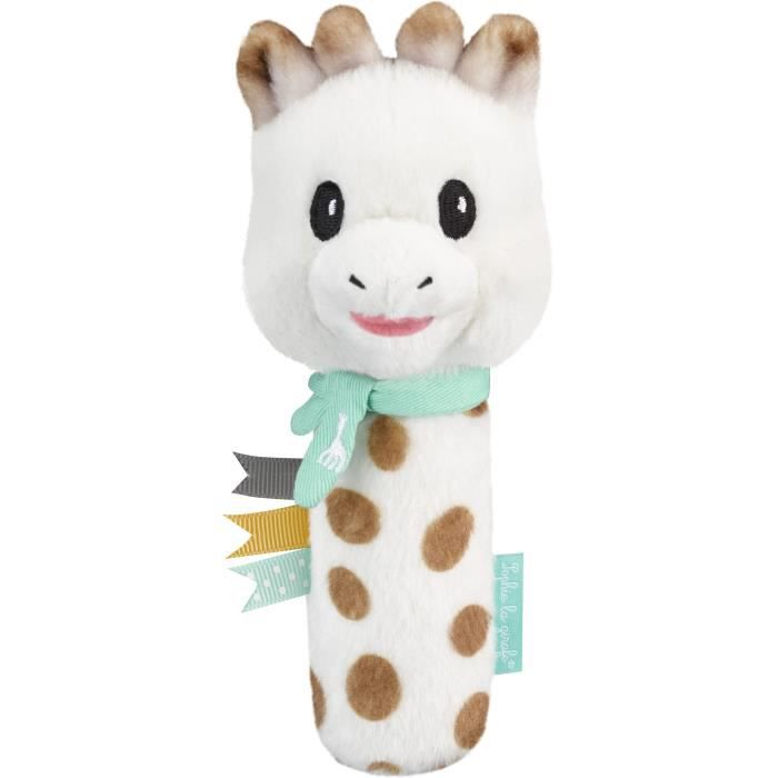 Sophie la girafe - Hochet -pouet-